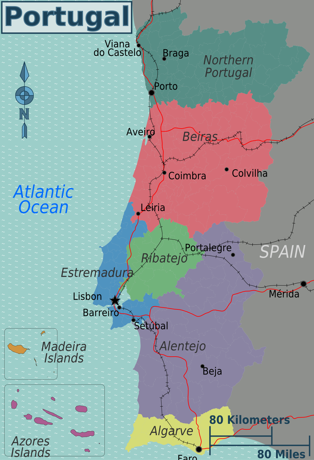 FilePortugal Regions Map Draftpng Wikimedia Commons - Portugal map 1500