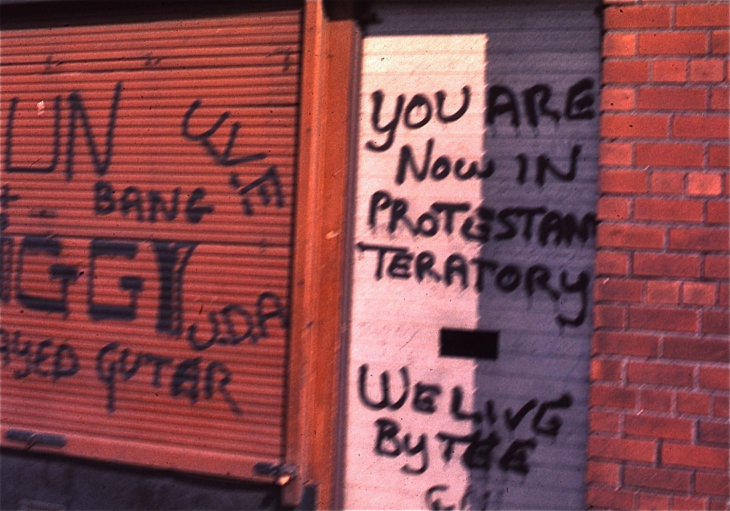 conflict in northern ireland A comprehensive educational site about the troubles in northern ireland between 1968 and 1998 contains topic pages, images, documents, activities and more.