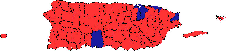 Election Map on
