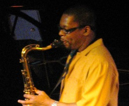 English: Ravi Coltrane at Bonnaroo - 2007