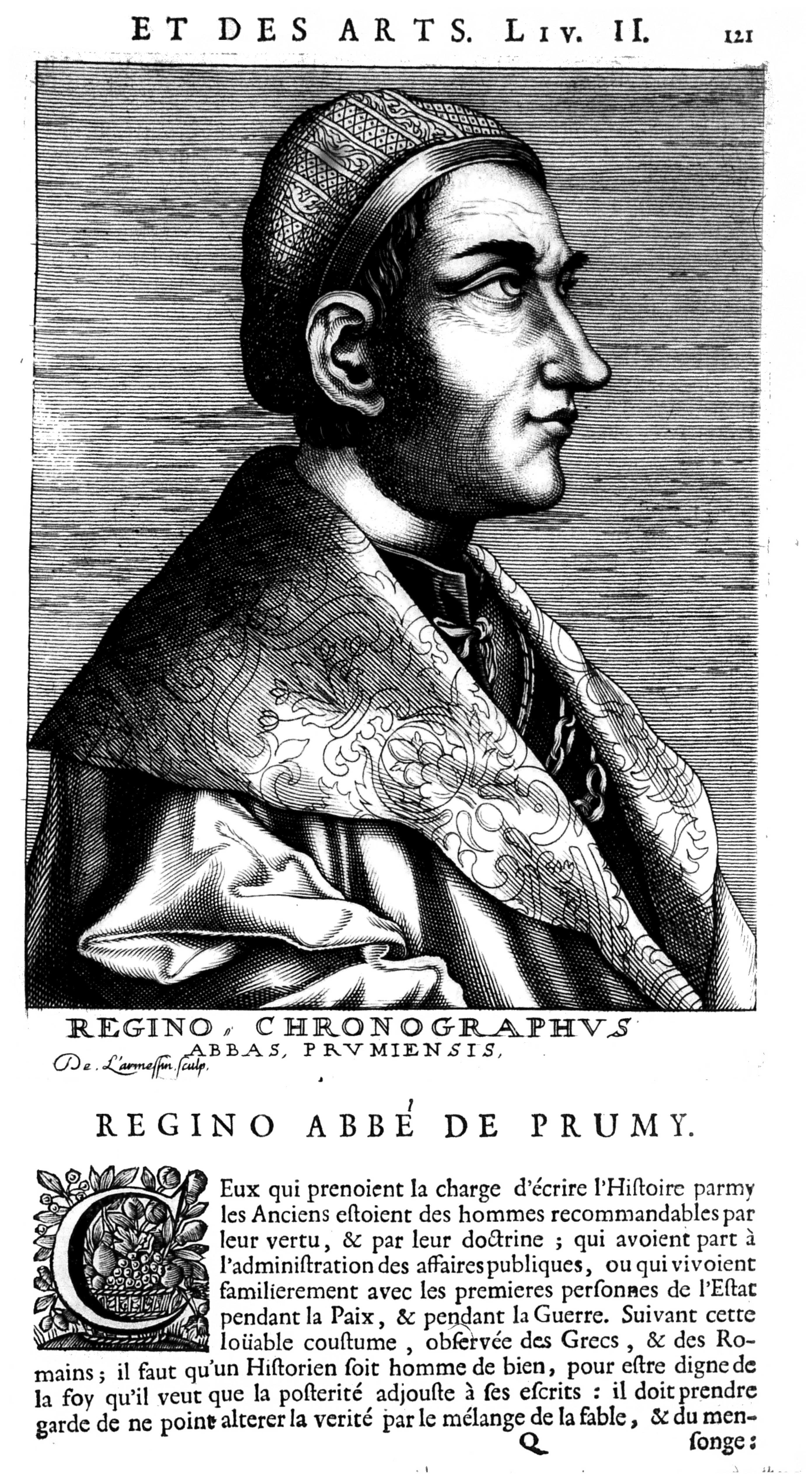 Regino of Prüm, [[Carnegie Library of Reims