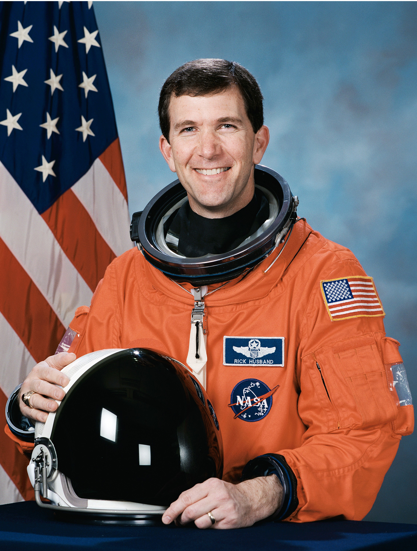 image of Rick Husband