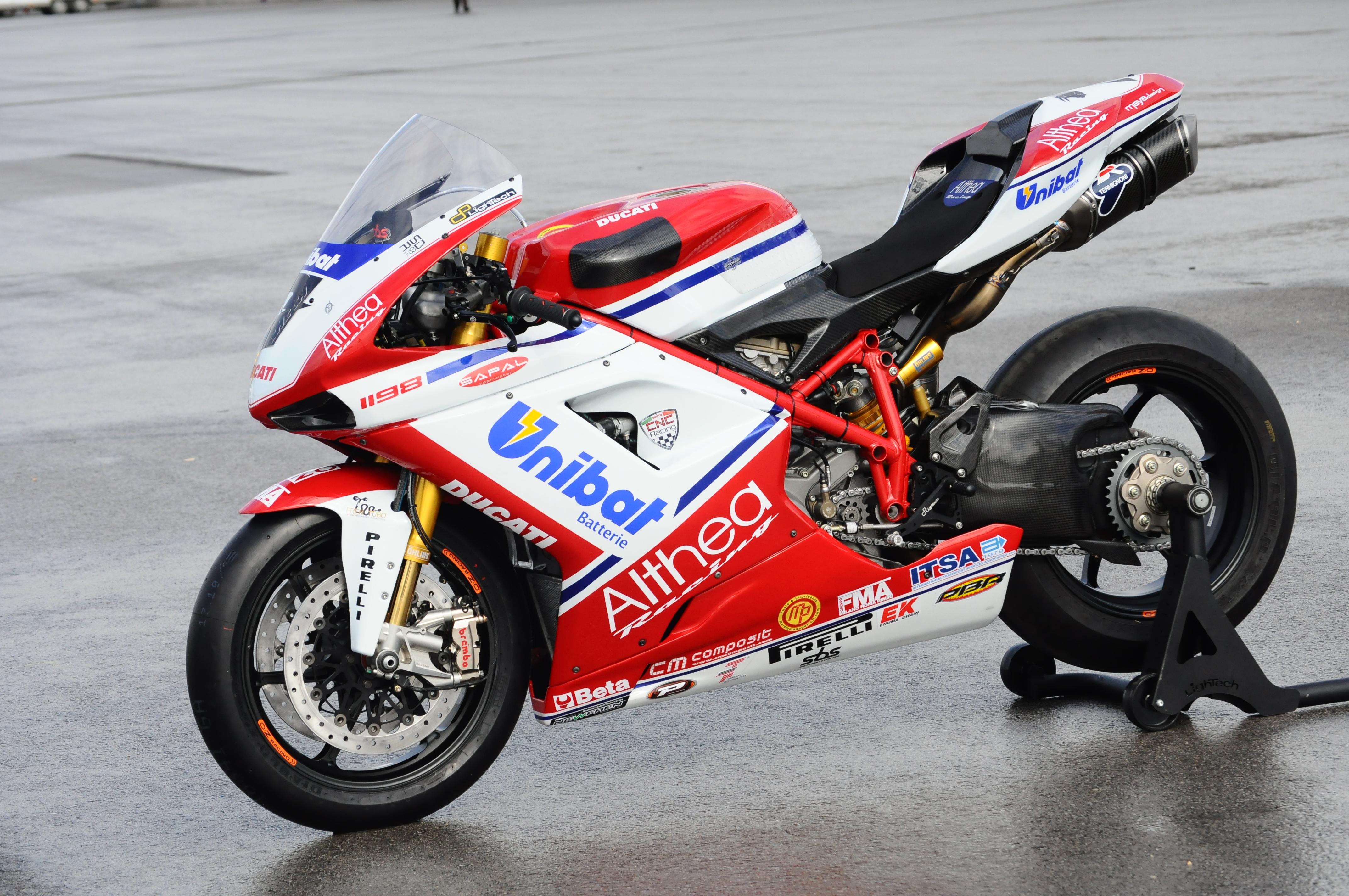 Ducati   Review
