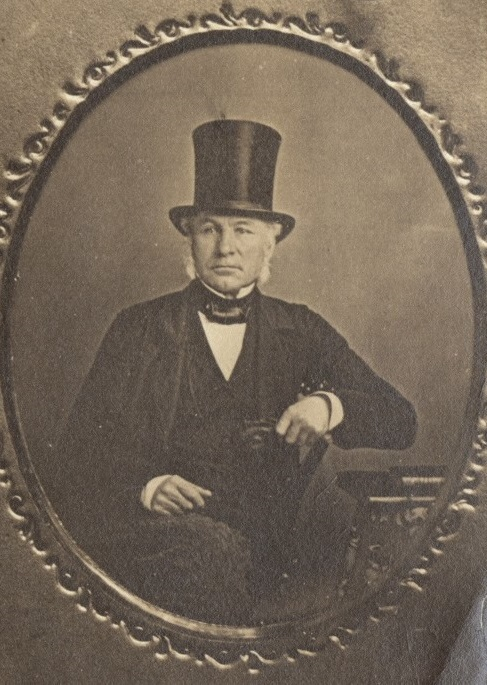 Samuel Jarvis Canadian government official