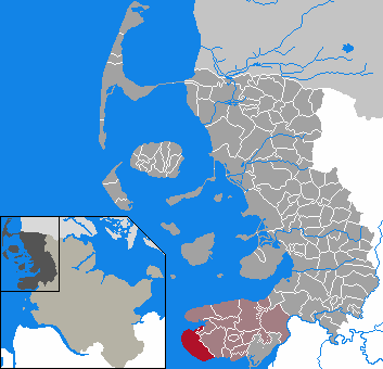 st peter ording karte deutschland Sankt Peter Ording – Wikipedia