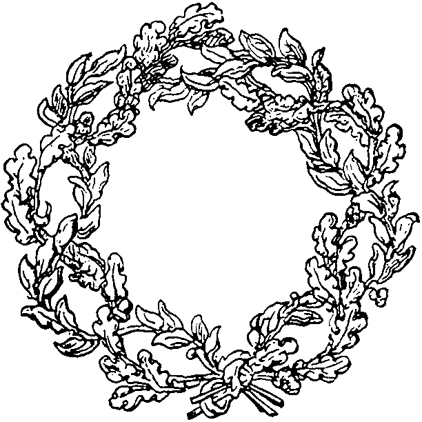 Image Result For Christmas Wreath Coloring