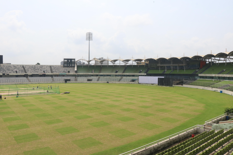 Sher-e-Bangla National Cricket Stadium - Wikipedia