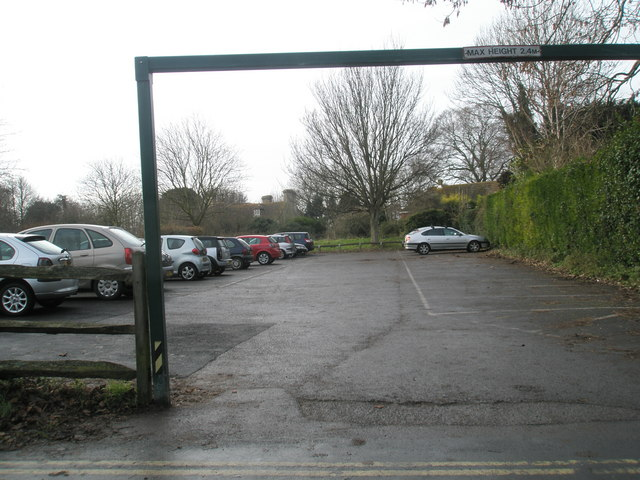 Chester Car Parking Sunday