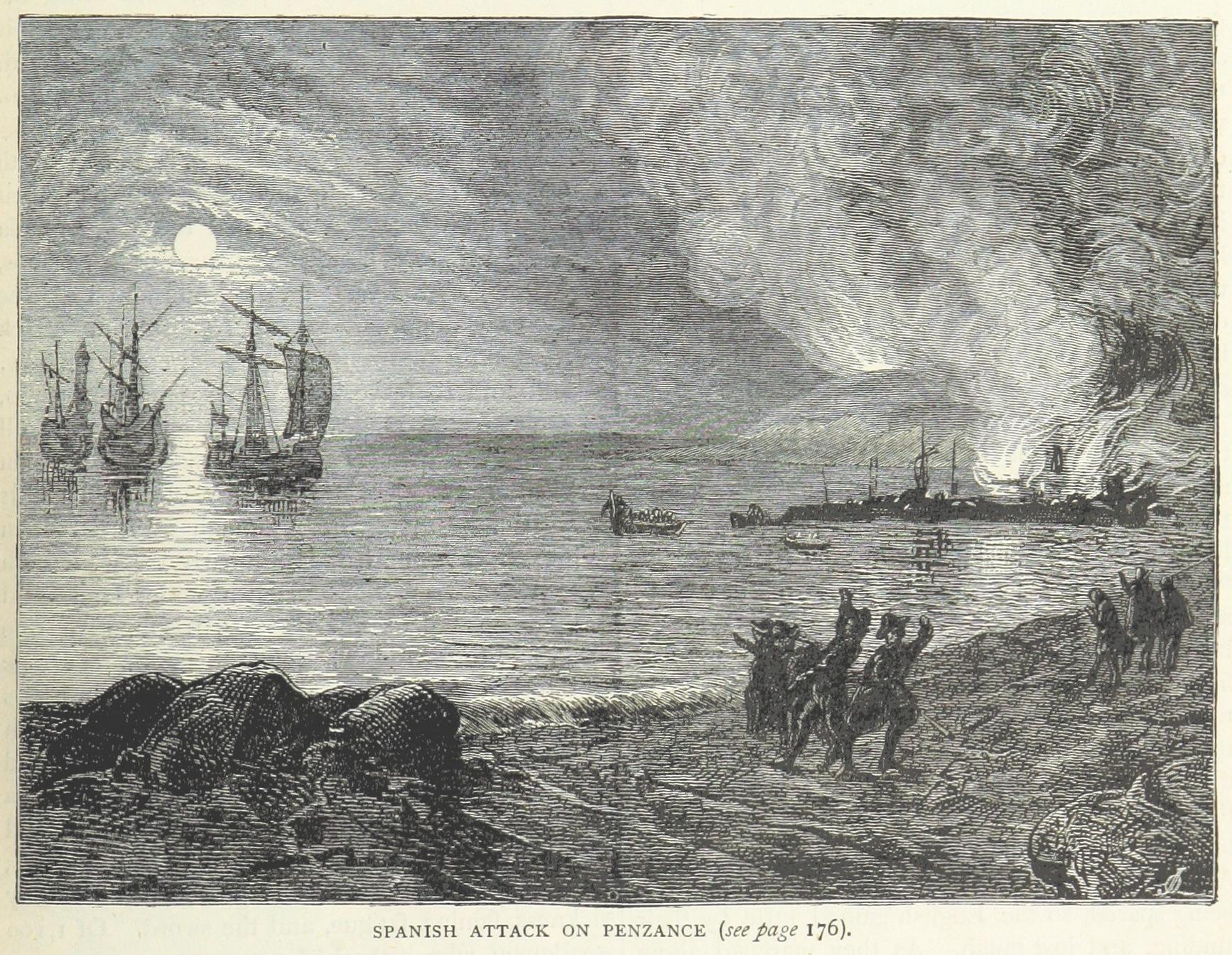 Batalla de Cornualles