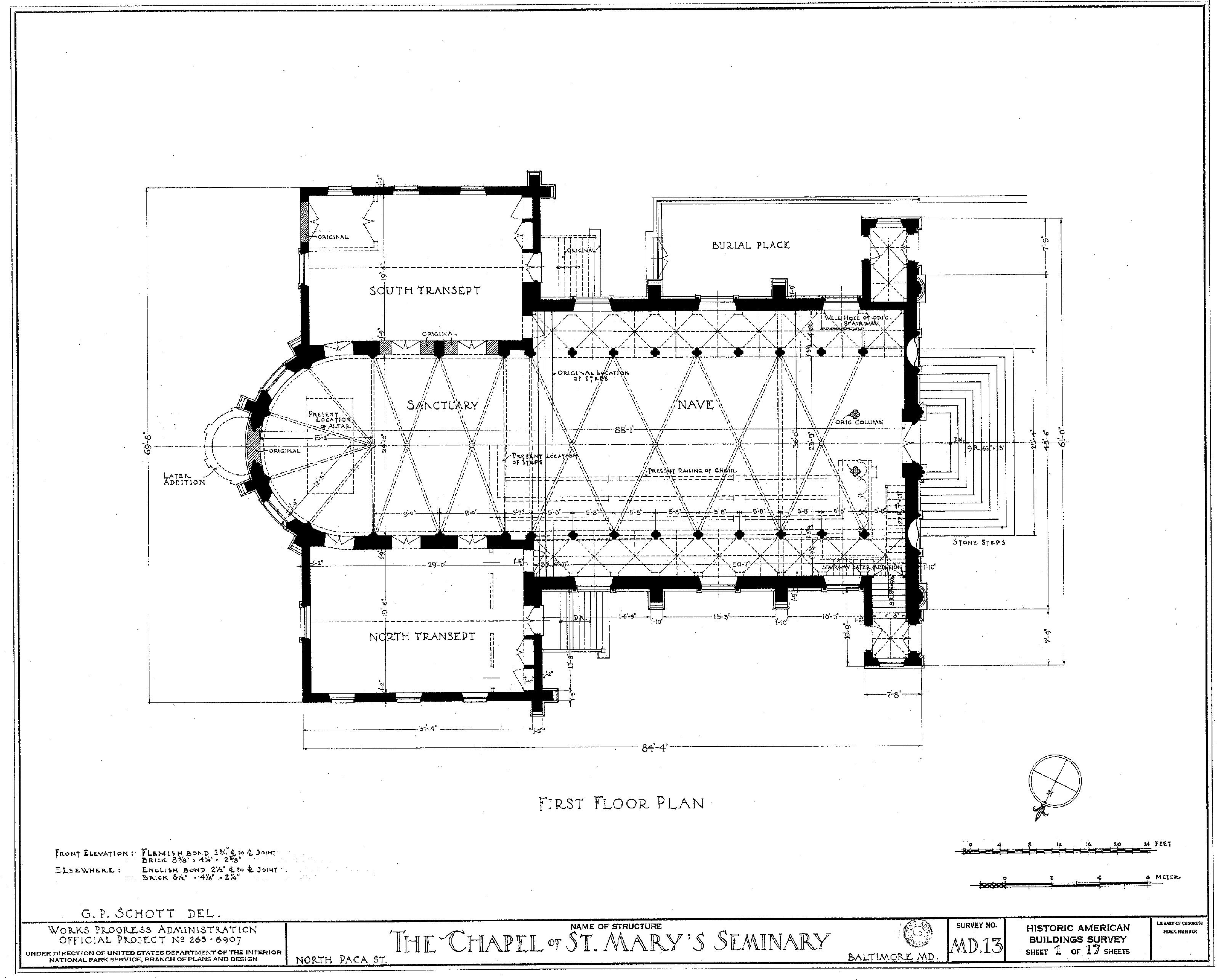 FileSt Marys Seminary Chapel Planpng Wikimedia Commons
