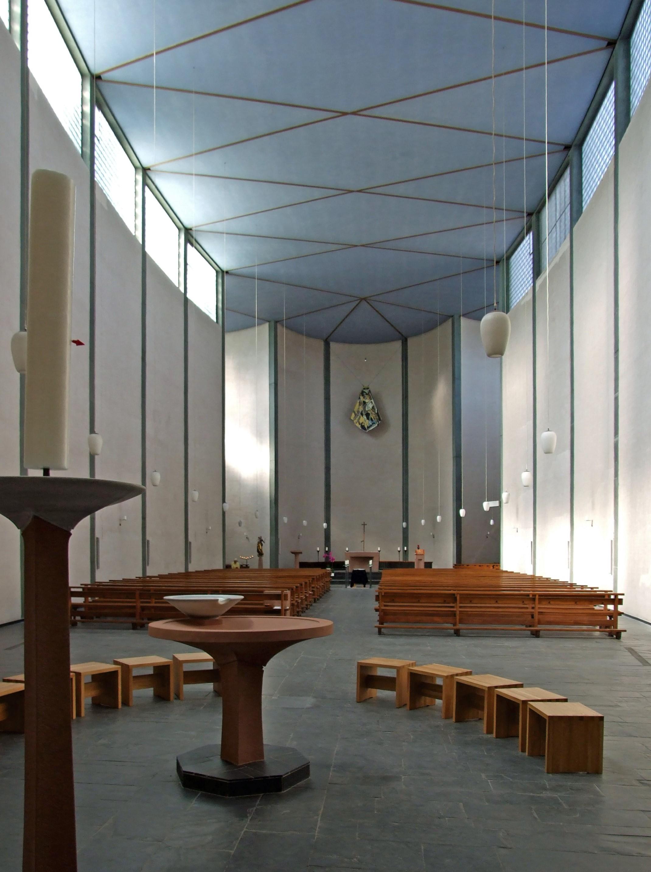 Form Im Raum Frankfurt st michael frankfurt nordend