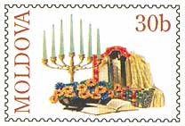 Stamp of Moldova md020st 2003.jpg