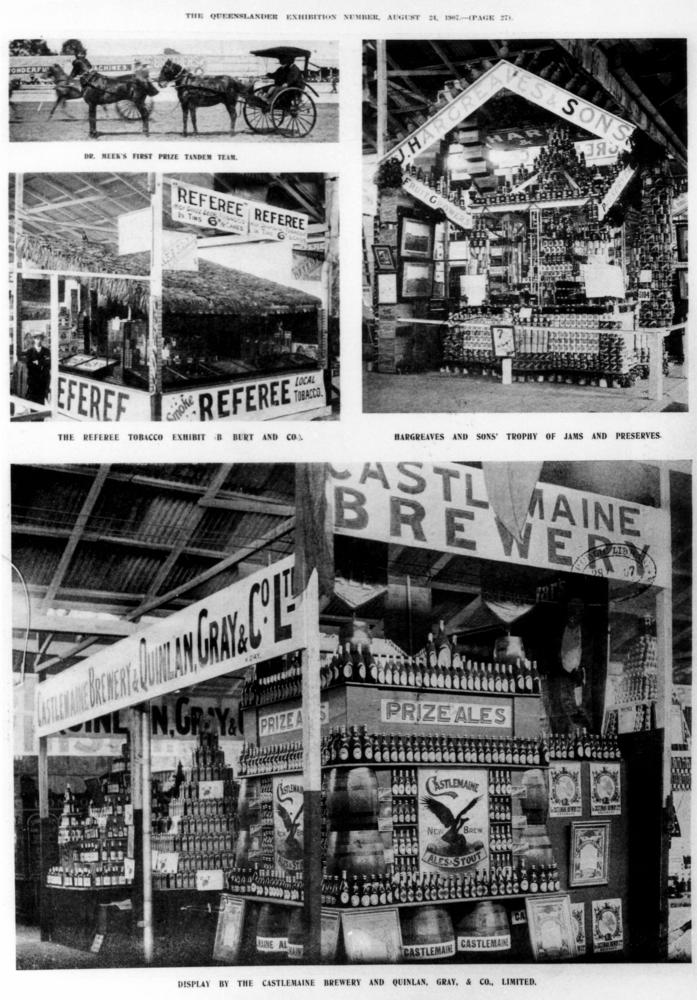 Trade Display Stands : File:statelibqld 2 201799 trade display stands at the brisbane