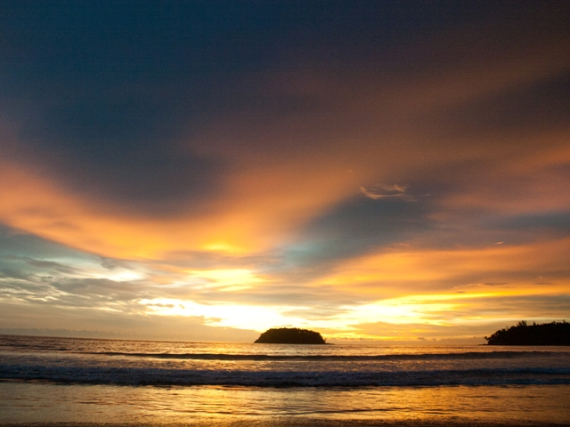 Sunset, Kata Beach - panoramio.jpg
