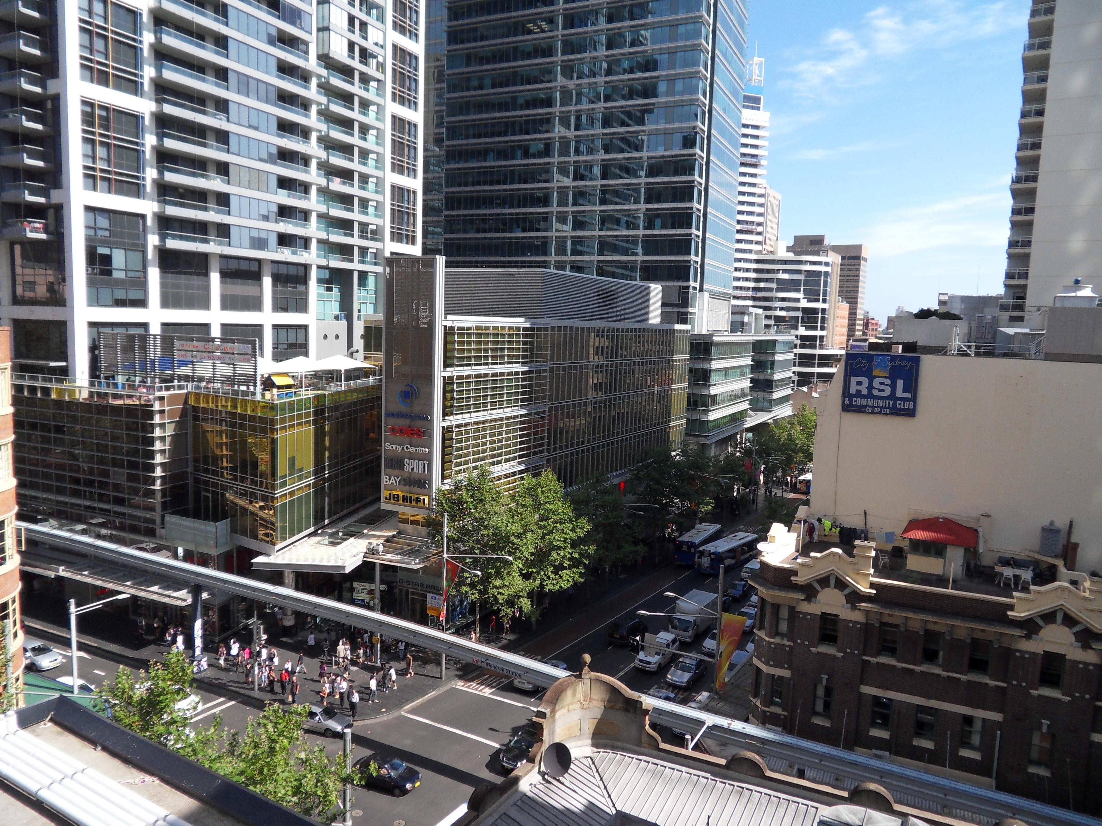 Date squares in Sydney