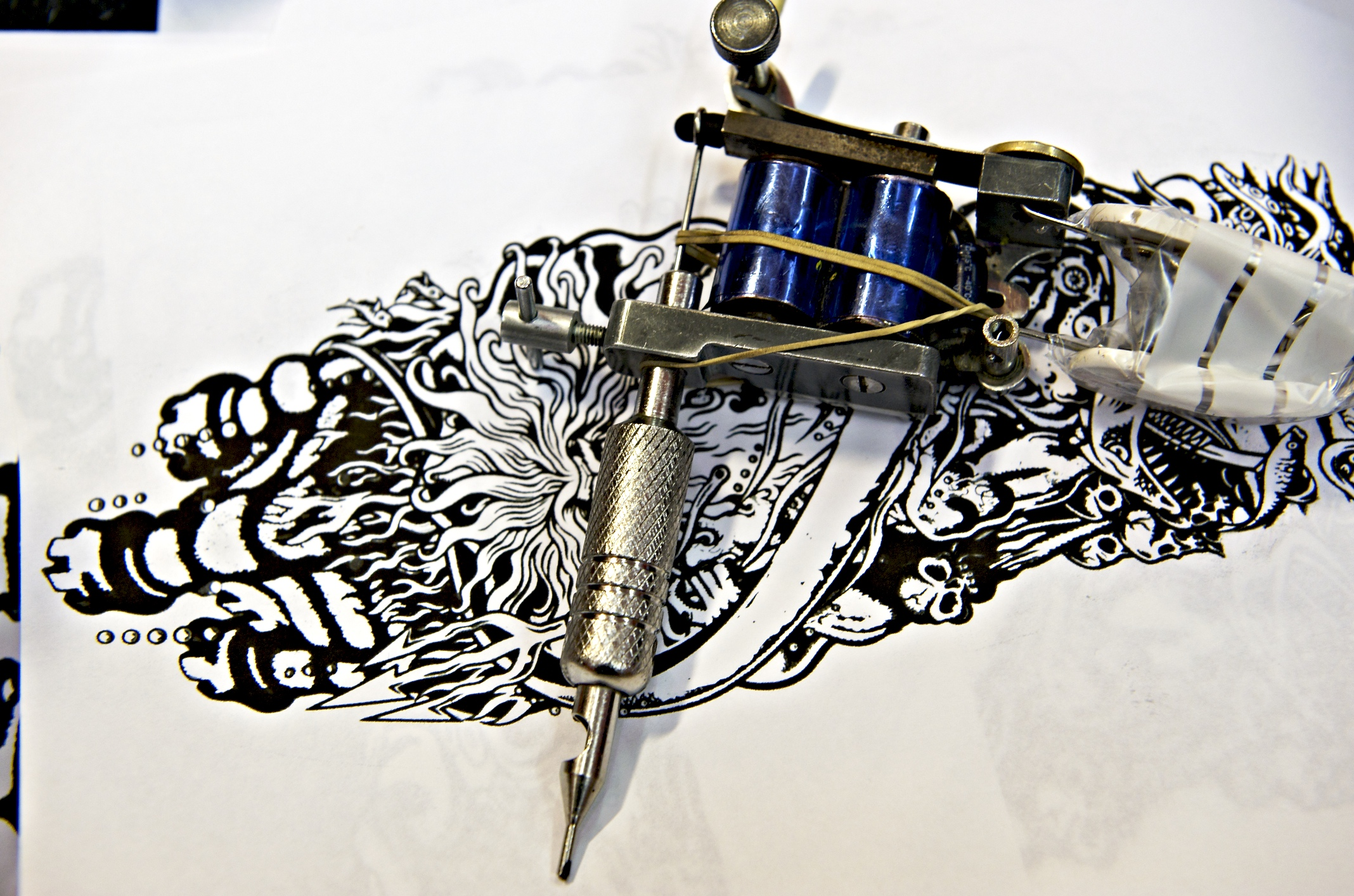Tips on how to use a tattoo gun tattoo design secret for How to put ink in a tattoo gun
