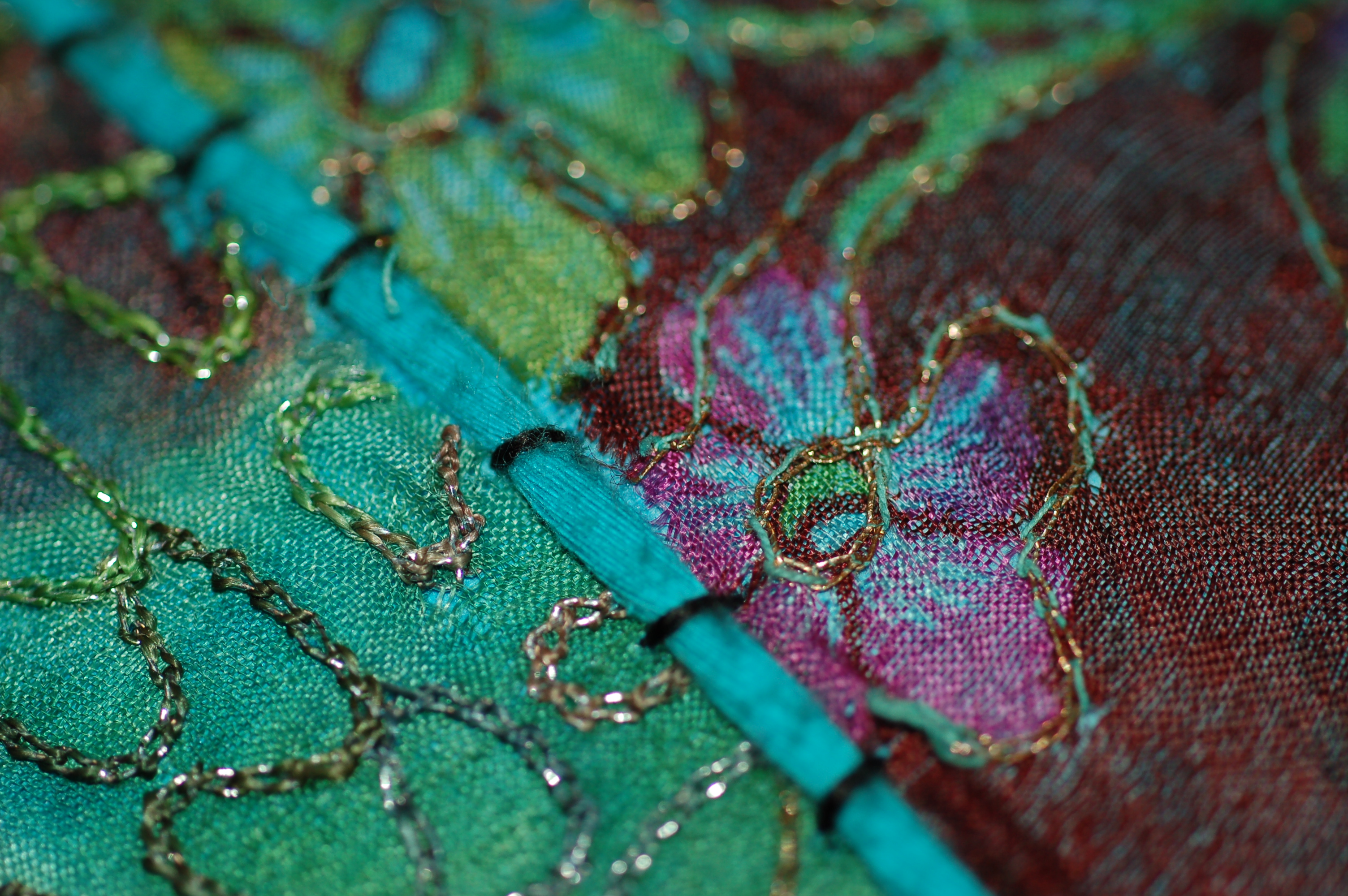 File:textured Colored Fabric