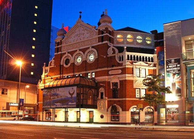 Grand Opera House, Belfast - Wikipedia