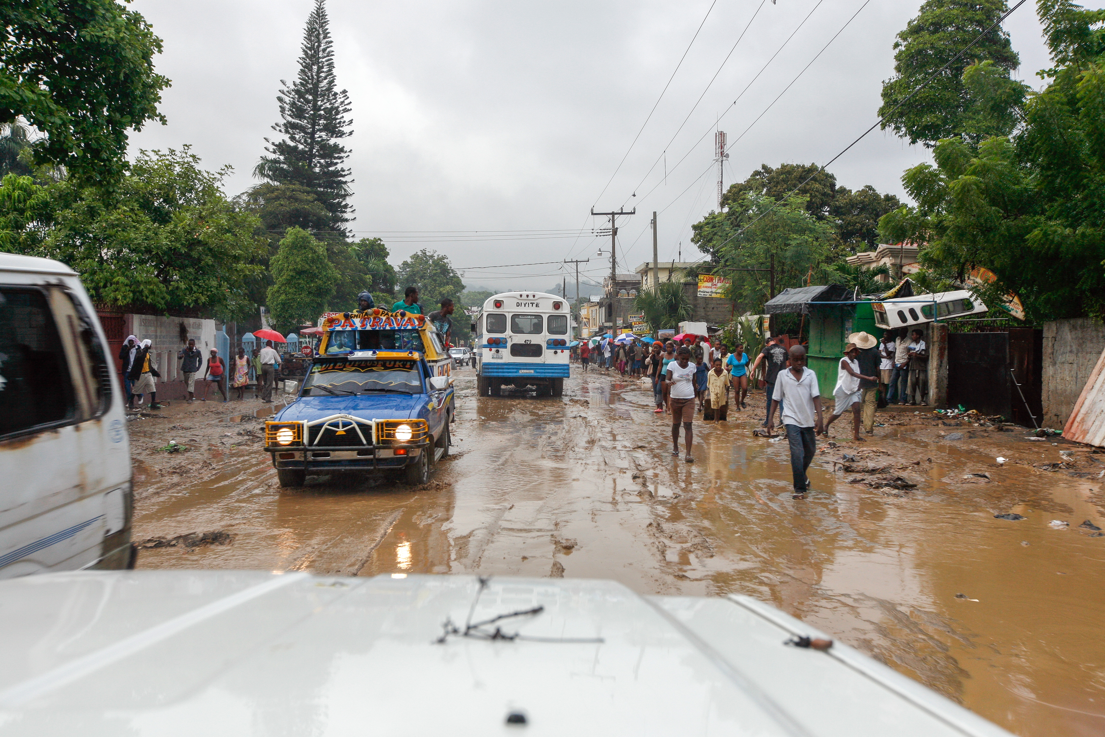 filethe main street in cap haitien haiti 8169680065