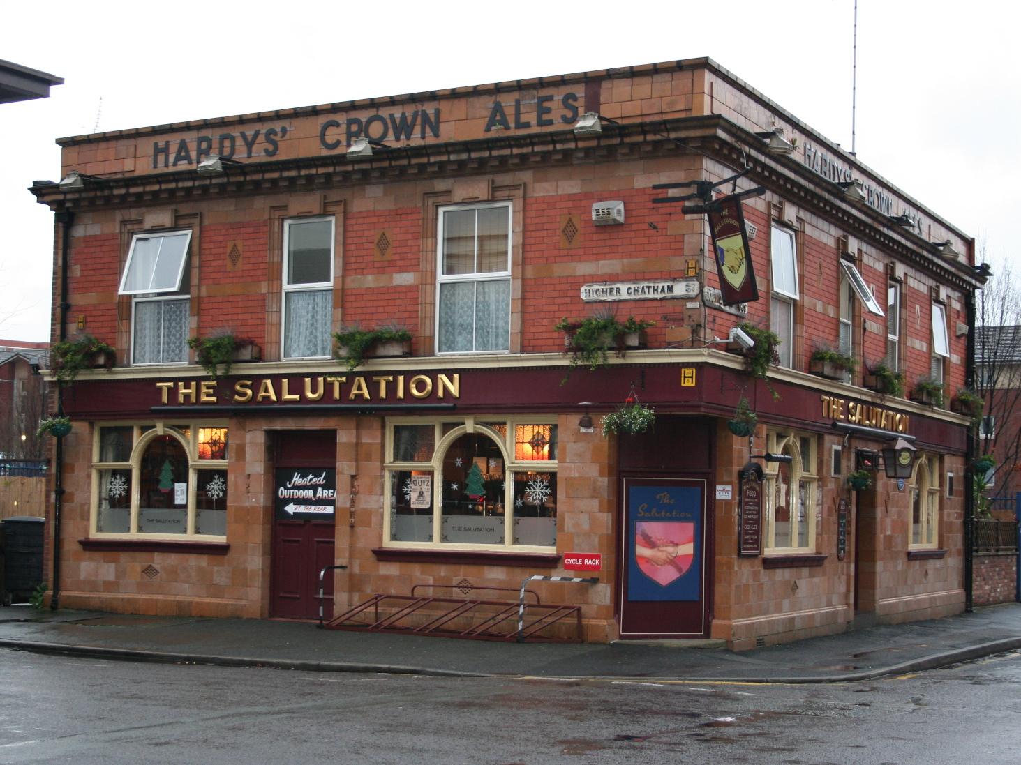 Restaurant Of Manchester Greta John Street