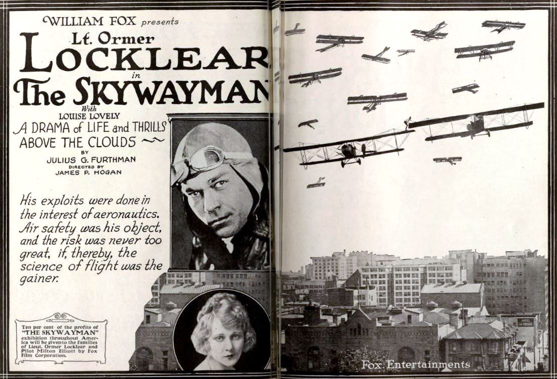Image result for ormer locklear the skywayman