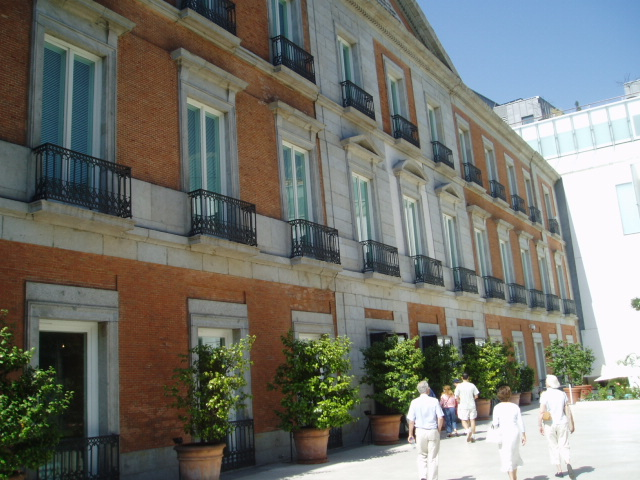 Thyssen Bornemisza - Attractions/Entertainment - Paseo del Prado 8, Madrid, Madrid, Spain