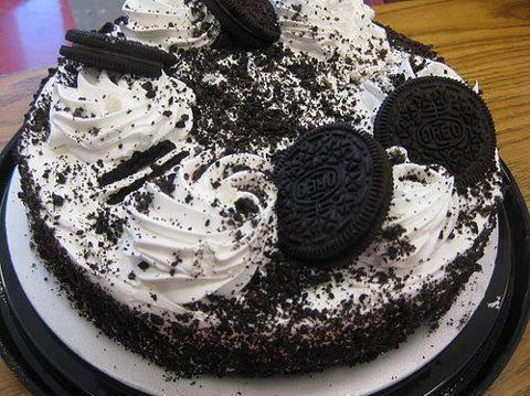 Oreo Layer Cake No Bake