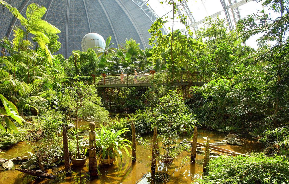 Tropical Islands Resort Gutschein