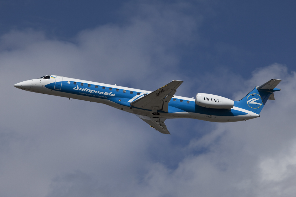 Днеправиа Embraer E-Jet