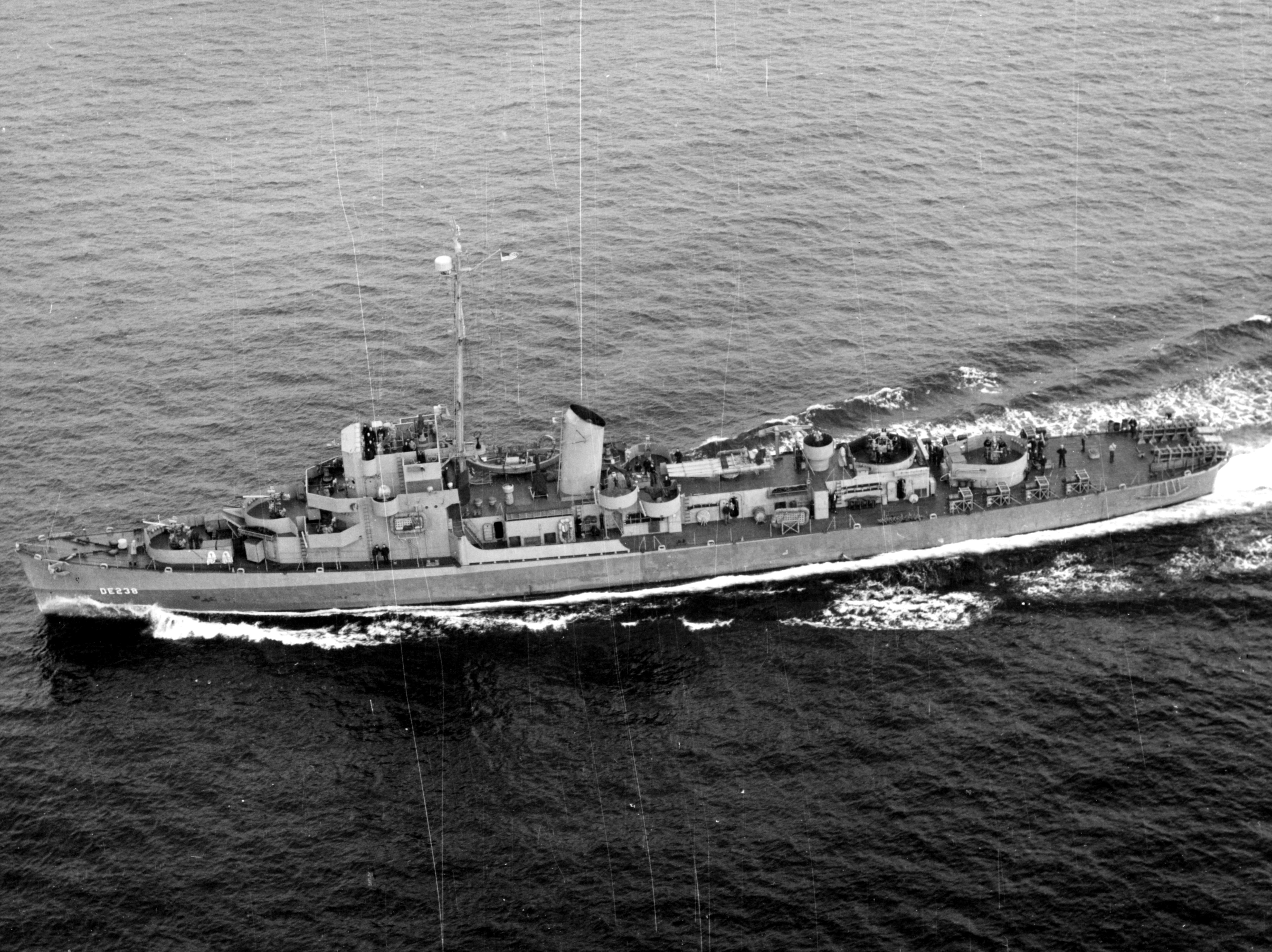 USS Stewart (DE-238) - Wikipedia
