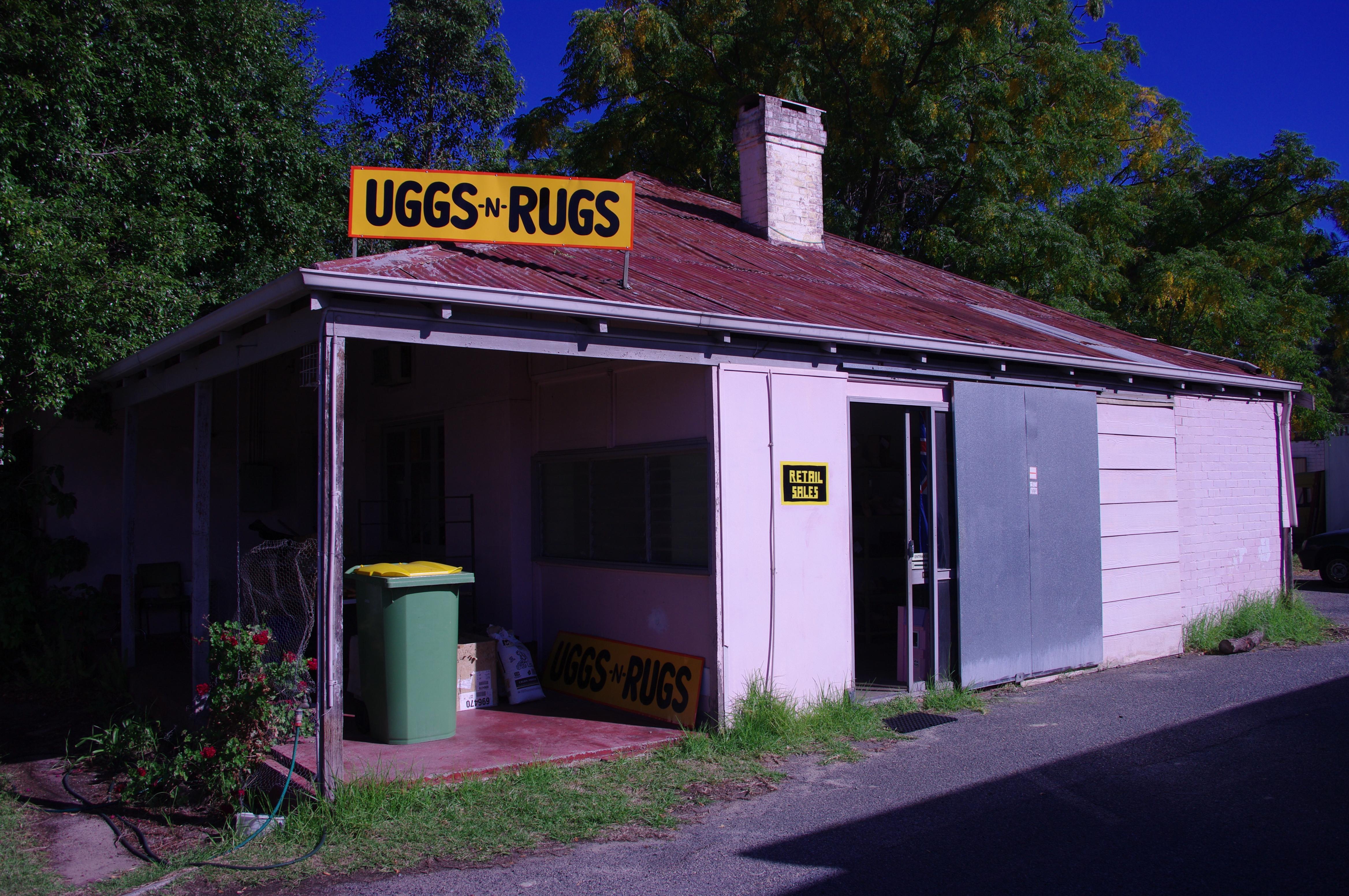 Uggs N Rugs Wikipedia