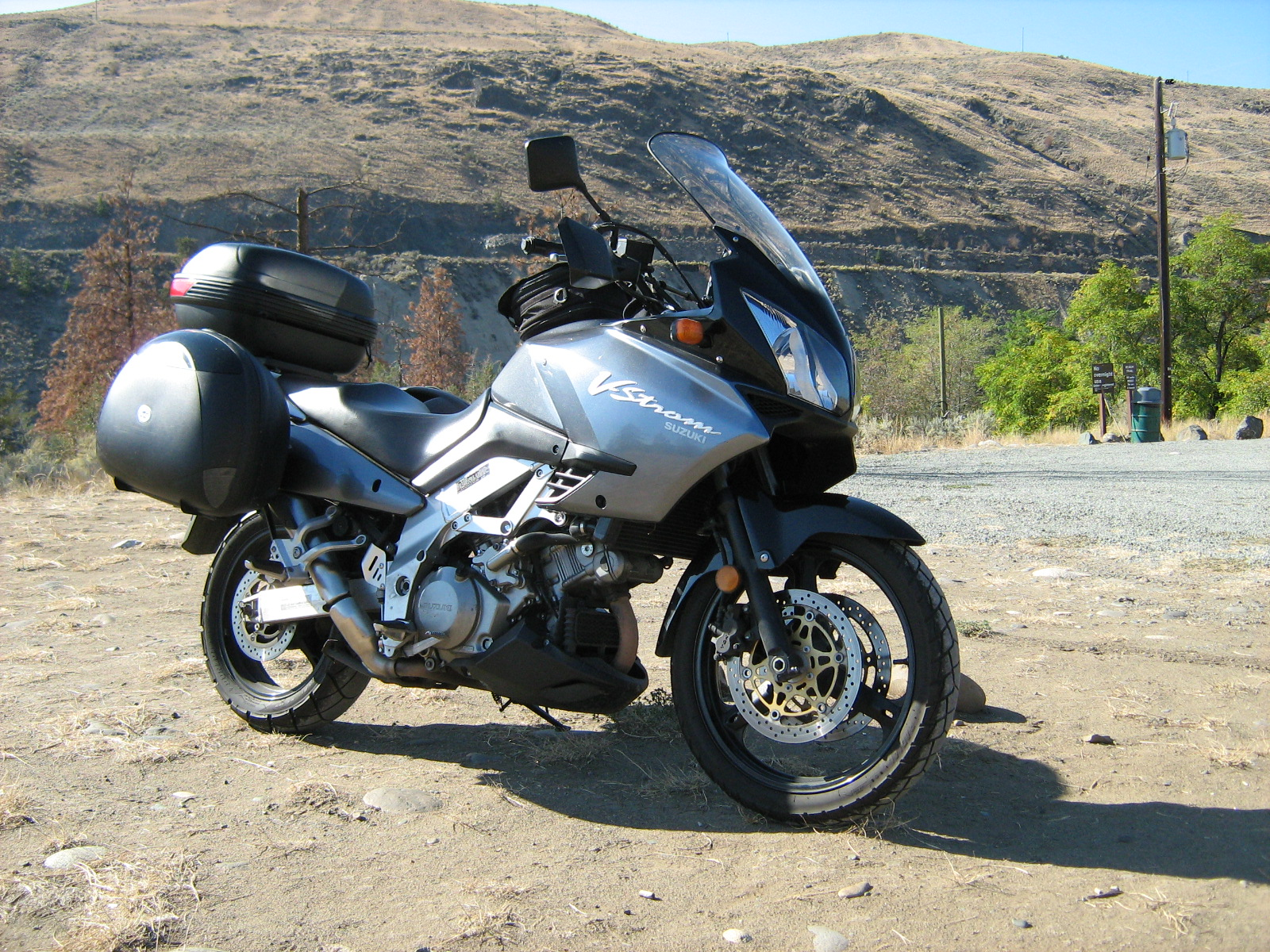 Suzuki V Strom Price In India