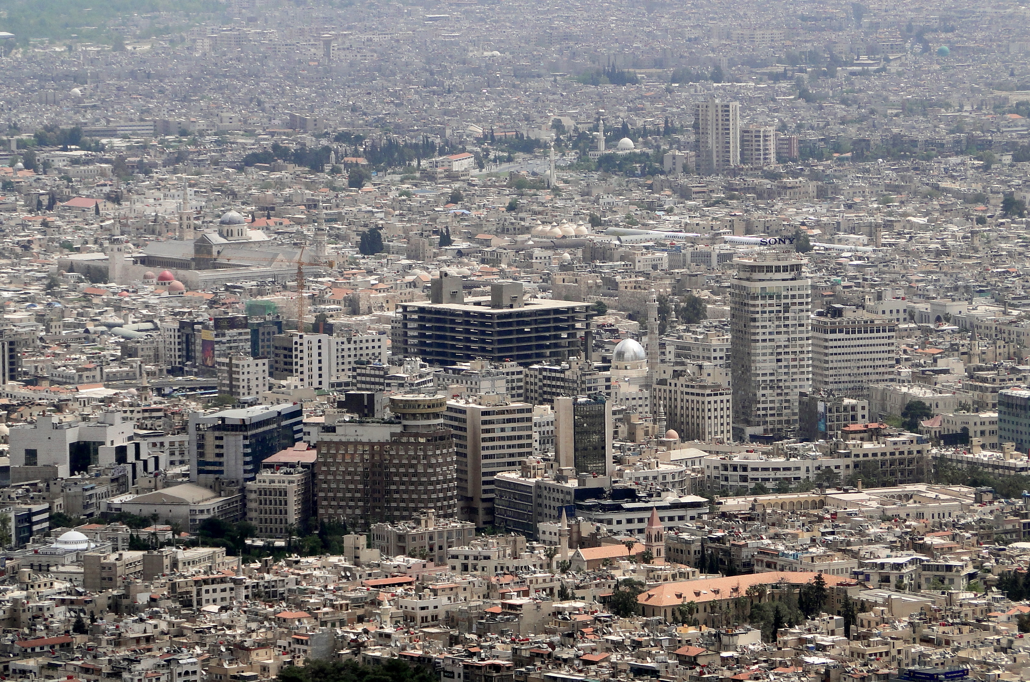 damascus - oldest capital in the world