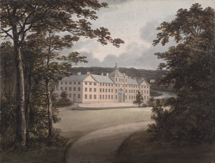 View of the Soho Manufactory near Birmingham, 1787