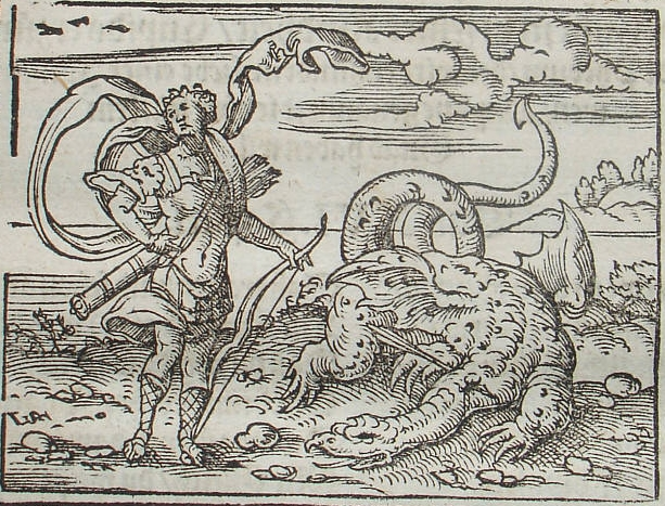 Fabuleux Python (mythologie) — Wikipédia WZ64