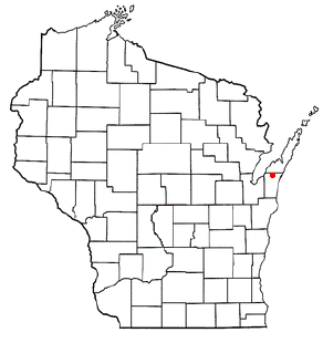 Lincoln, Kewaunee County, Wisconsin Town in Wisconsin, United States