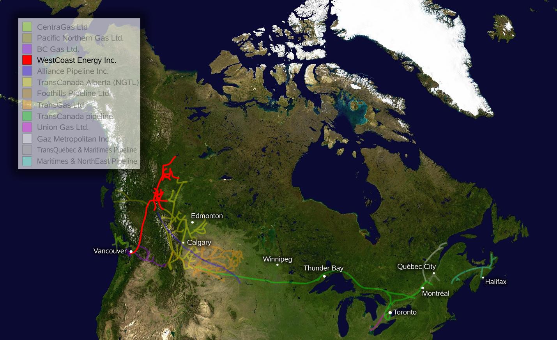 Westcoast Pipeline - Wikipedia