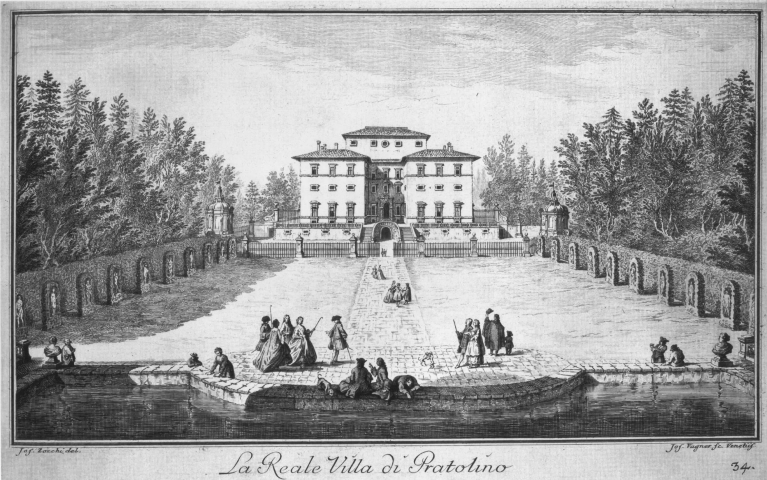 Risultati immagini per Parco di Pratolino e in seguito Villa Demidoff