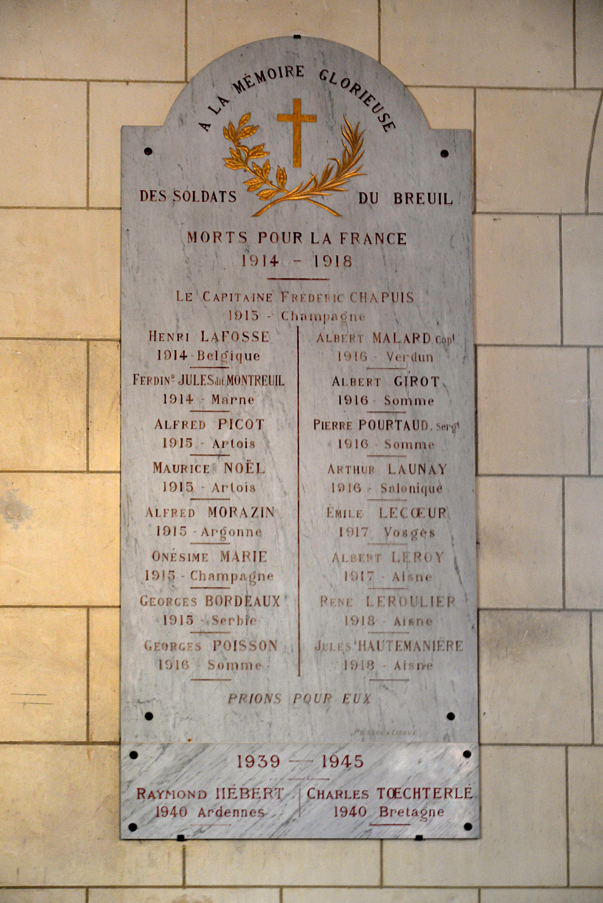 location noel 2018 belgique File:Église Saint Germain du Breuil en Auge. Plaque commémorative  location noel 2018 belgique