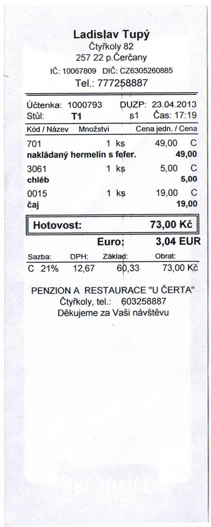 File Uctenka Ctyrkoly Jpg Wikimedia Commons