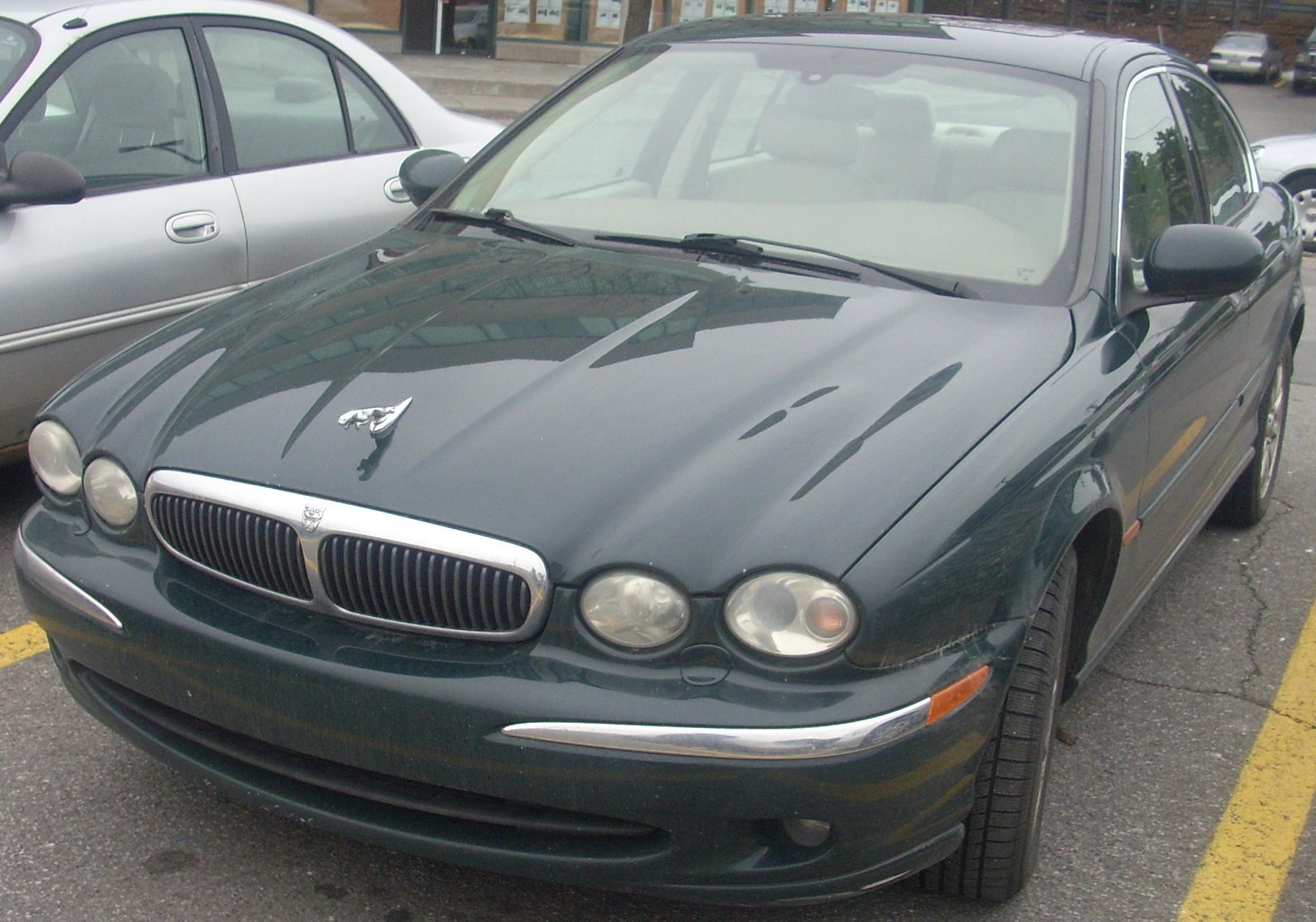 03 jaguar x type