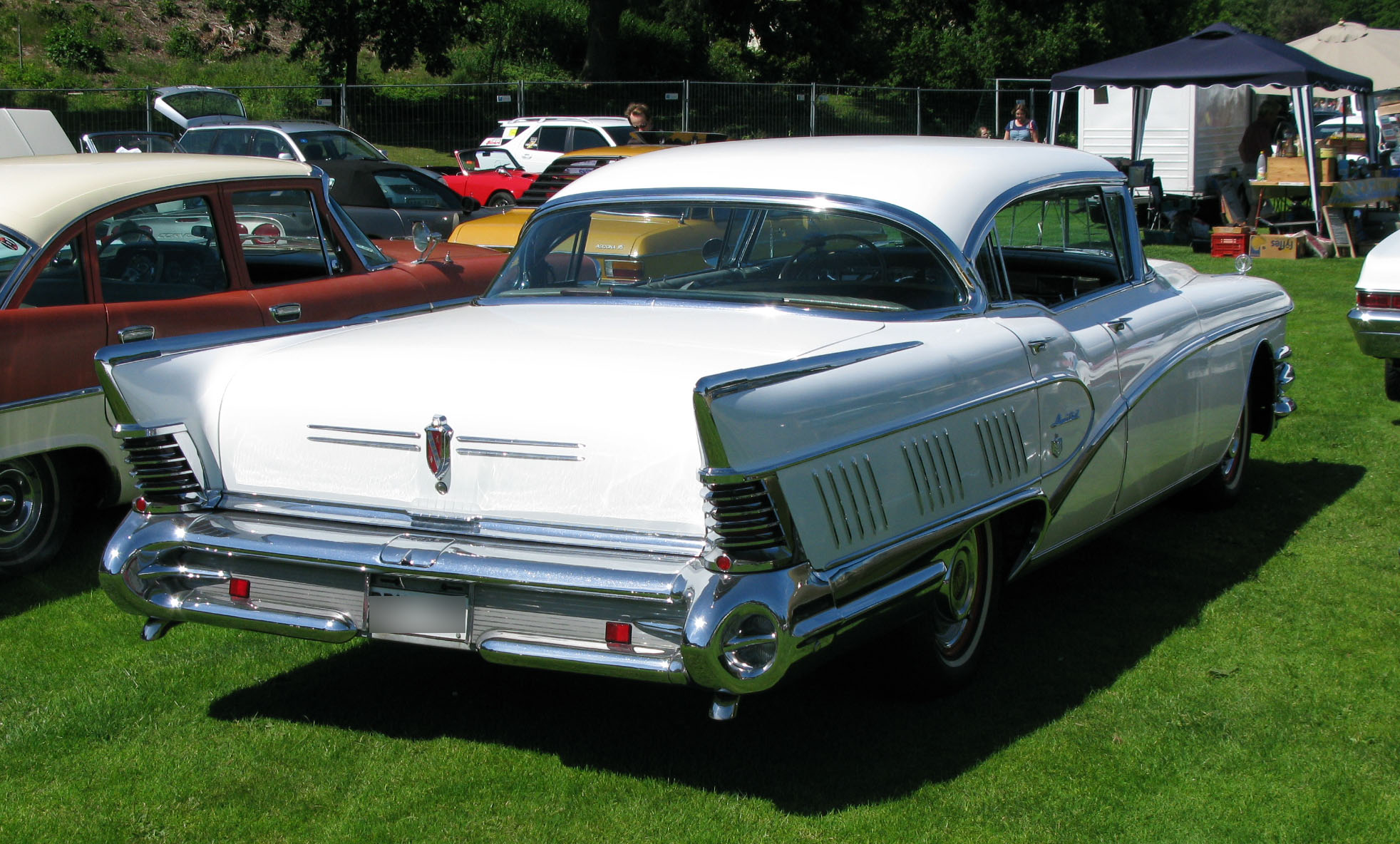 File 1958 Buick Limited on 1964 buick electra