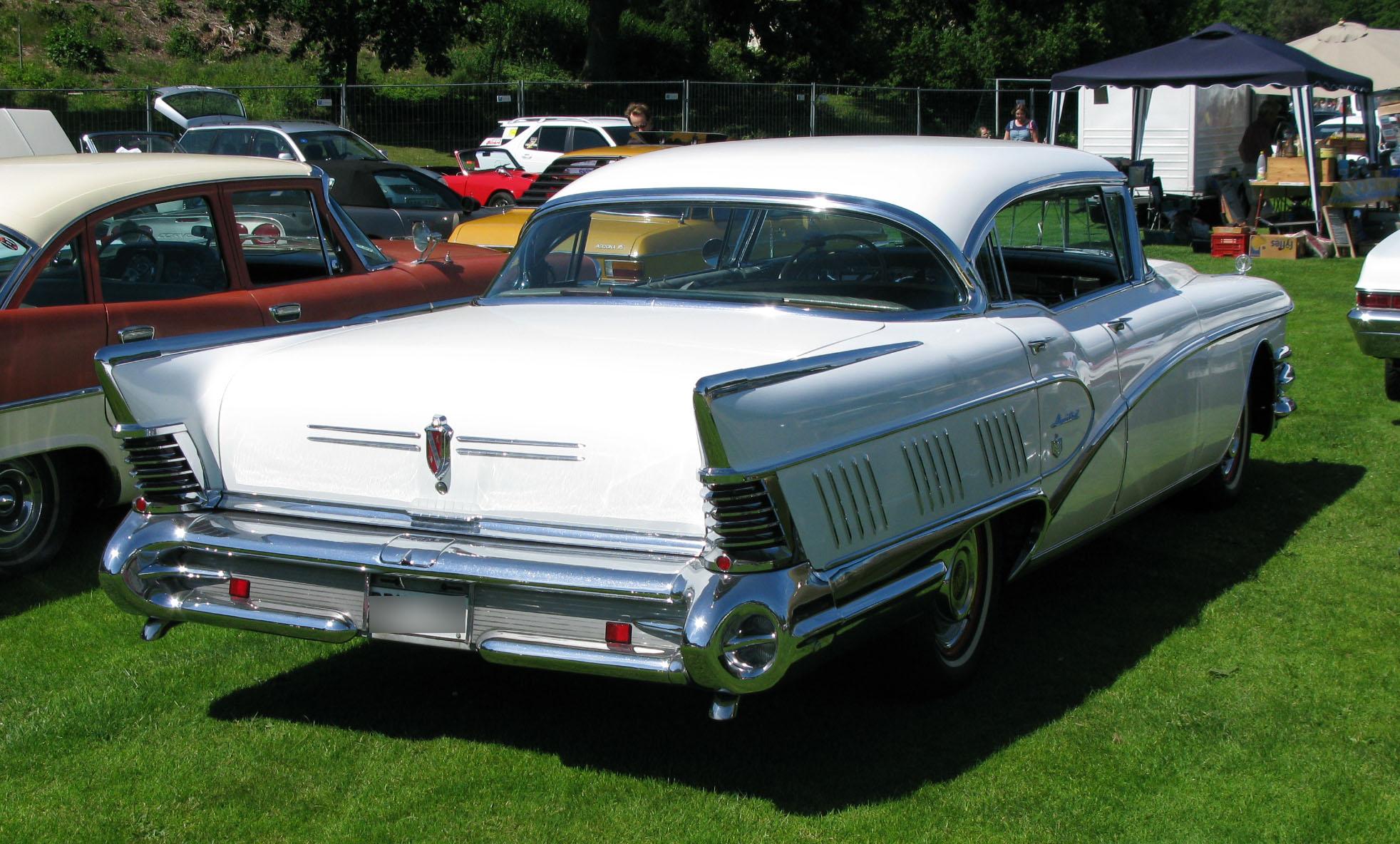File 1958 Buick Limited Jpg Wikipedia