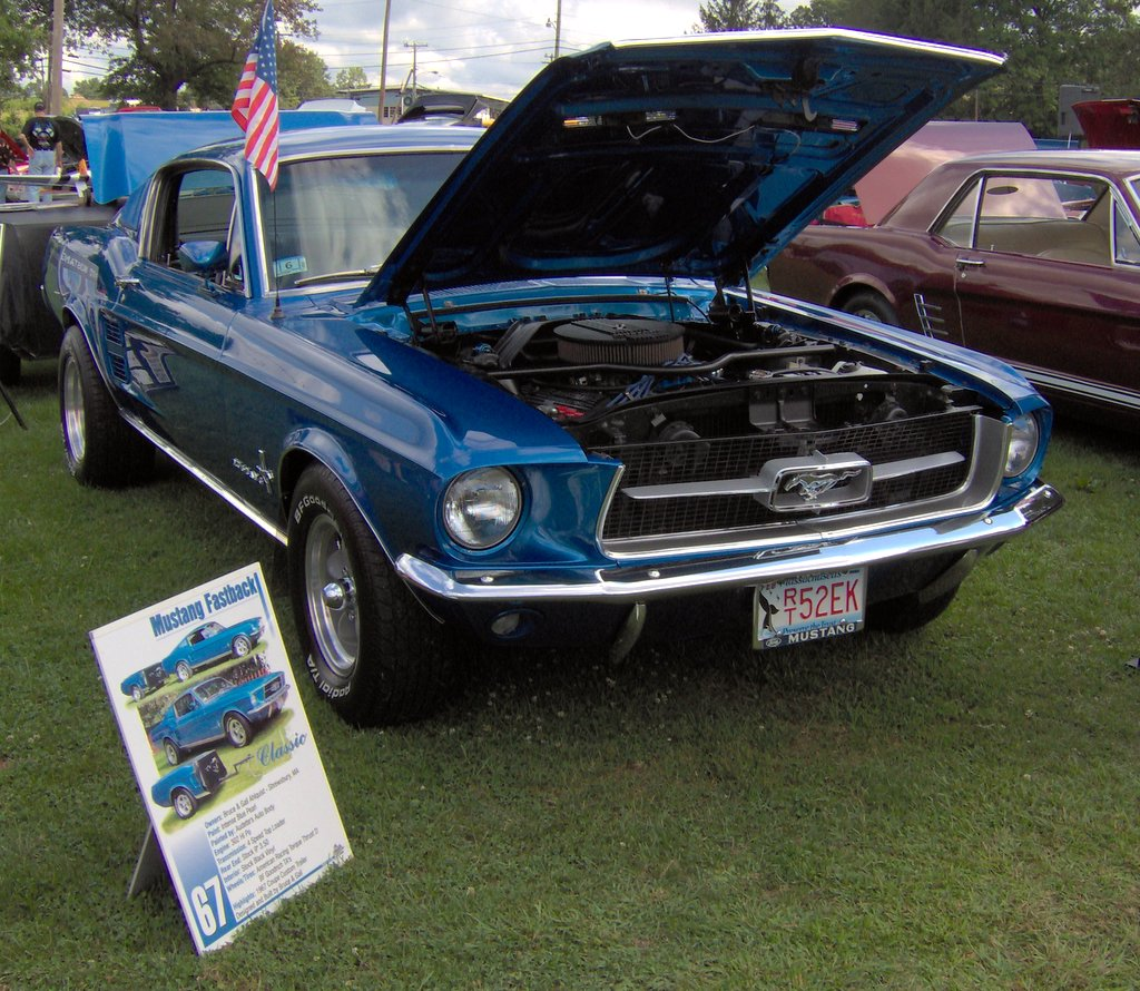 file 1967 ford mustang fastback jpg wikimedia commons. Black Bedroom Furniture Sets. Home Design Ideas