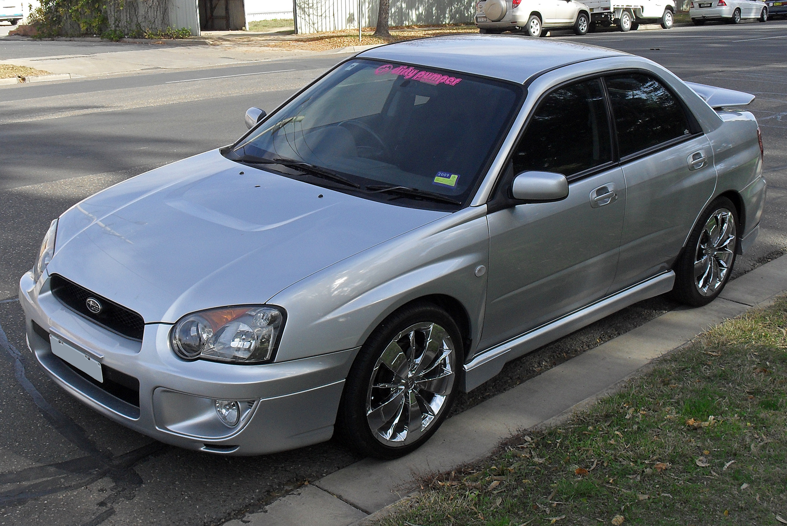 2004 subaru impreza 2 5 rs sport wagon automatic us. Black Bedroom Furniture Sets. Home Design Ideas