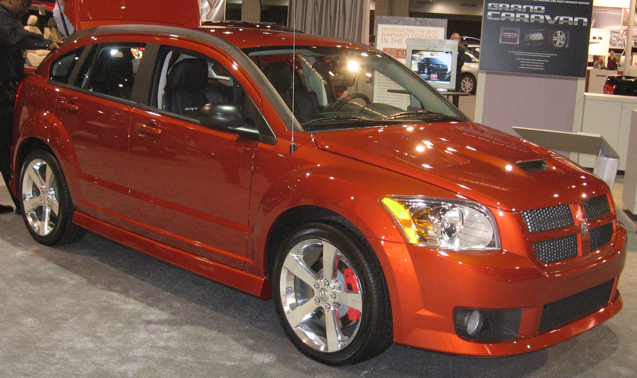 file 2008 dodge caliber srt 4 dc jpg wikimedia commons. Black Bedroom Furniture Sets. Home Design Ideas