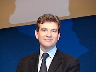 Arnaud Montebourg, en janvier 2013.