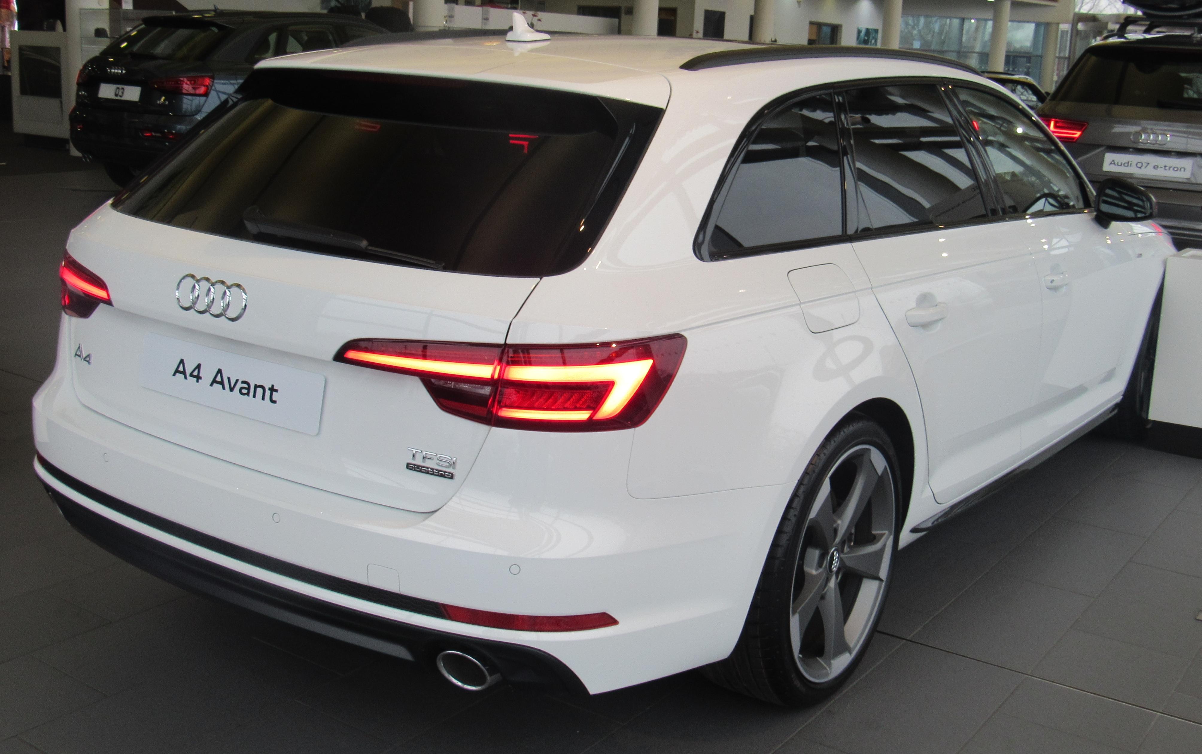 Kekurangan Audi A4 Avant Quattro Review