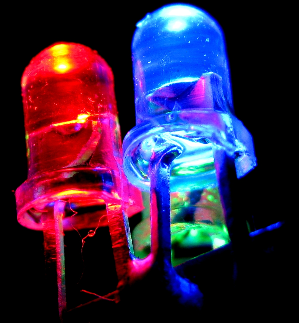 What Color Led Lights For Natural