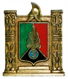 5e régiment étranger d'infanterie 5%C2%B0_RMP_Type_2